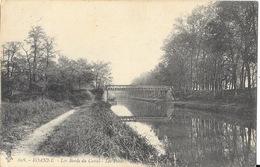 Roanne - Les Bords Du Canal, Les Ponts - Edition Béguin - Carte N° 808 - Roanne