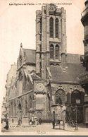 75 LES EGLISES DE PARIS N° 73  NOTRE-DAME-DES-CHAMPS - Churches
