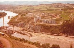 Roanne - La Crue De La Loire Le 22 Septembre 1980, Barrage De Villerest Subit L'assaut Du Fleuve En Colère - Roanne