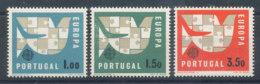 Portugal  N°929 à 931** Europa 1963 - Unused Stamps