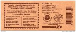 Carnets Marianne De Baujeard N° 4197 C 11 - Carnets