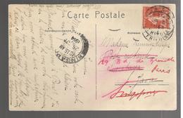 26007 - Semeuse  Pour SINGAPOUR - Postmark Collection (Covers)