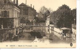 28] Eure Et Loir > Dreux - Moulin Des Promenades - Dreux