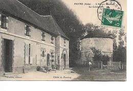 PAYNS -  L'Ancien Chateau - Le Colombier - Autres Communes