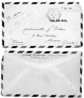 F.N.E.O. ( Forces Navales Extrème Orient ) NAVAL RARE PERIODE INDOCHINE ENV 1946 CROISEUR EMILE BERTIN. Appareille De To - Briefe U. Dokumente