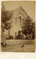 CDV, H.J.Mockett, Broadstairs, Holy Trinity Church - Alte (vor 1900)