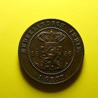 Netherlands East Indies 1 Cent 1856 - Indes Neerlandesas