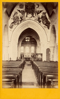 CDV, Folkestone, St. Mary's Church, Simpson - Old (before 1900)