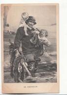 CPA - Le Passeur- Carte De Avant 1904  Achat Immédiat - (cd013 ) - Postcards