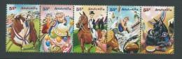 Australia 2010 Show Strip Of 5 MNH - 2000-09 Elizabeth II