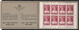 Belgie Belgique COB OBP 914A 1953 Red Cross Sabena Lion Pubs Solidarity Health Peace MNH - Postzegelboekjes 1953-....