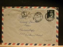84/902 LETTRE POUR ALLEMAGNE  TAXEE - 1931-Aujourd'hui: II. République - ....Juan Carlos I