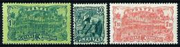 Guayana (Francesa) Nº 106/8 Nuevo* - Unused Stamps