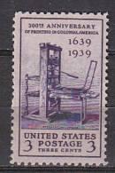 H1094 - ETATS UNIS USA Yv N°409 ** - Nuovi