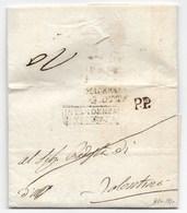 PERIODO NAPOLEONICO - DA MACERATA A TOLENTINO - 9.1.1810. - Italia