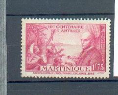 MART 516 - YT  158 ° Obli - Martinique (1886-1947)