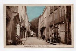 - CPA SALERNES (83) - Rue Pierre-Blanc (avec Personnages) - Photo-Edition A. Tardy - - Salernes