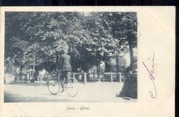 Nieuwersluis - Hotel Park - Fiets - 1903 - Niederlande