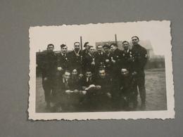 PHOTO. WW2 . JOFTA. JEUNESSE OUVRIERE FRANCAISE TRAVAILLANT ALLEMAGNE. - Documentos