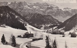 ITALIE 1953 CARTE POSTALE DE SELVA DI GARDENA - Italia