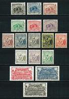 Guayana (Francesa) Nº 49/65 Nuevo*/(*)/** - Unused Stamps