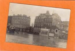 * * Cinéma Pathe - Restaurant Des Tilleuls * * Inondations - Cartoline