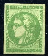 Francia Nº 42B. Año 1870 - 1870 Emissione Di Bordeaux
