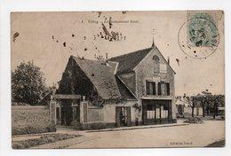 - CPA VÉLIZY (78) - Le Restaurant Smet 1907 - Edition Smet N° 1 - - Velizy