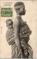 AFRIQUE --  CONGO Français - Portage Des Enfants Chez Les Bavilis - Congo Français - Autres