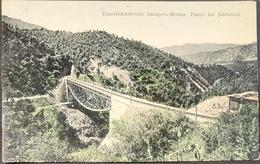 Eisenbahnstrecke Sarajevo - Mostar - Partie Bei Jablanica - Bosnie-Herzegovine