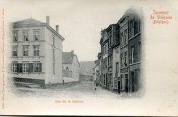 Vielsalm  Rue De La Station - Vielsalm