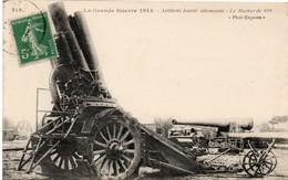 Artillerie Allemenade - Mortier De 420 - Phot'express 318 - Guerre 1914 - Guerre 1914-18