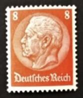 1933 Hindenburg-Medaillon Mi. 485**) - Germania