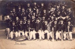 CPA  - RAMBERVILLERS - Musique Municipale 1910/13 - Chef Thomas  - Belle Carte Photo - Rambervillers