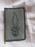 Légion étrangère écusson Félin 2 REI CEA - Ecussons Tissu
