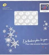 Entier Enveloppe TSC Pour La Poste . - Prêts-à-poster:Stamped On Demand & Semi-official Overprinting (1995-...)