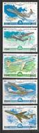 Russie Poste Aérienne N° 138 à 142 Oblitérés  B/ TB   Soldé  Le Moins Cher Du Site  ! ! ! - Used Stamps