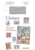 Entier Enveloppe TSC Pour La Poste .2001 - Prêts-à-poster:Stamped On Demand & Semi-official Overprinting (1995-...)