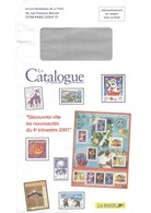 Entier Enveloppe TSC Pour La Poste .2001 - Biglietto Postale