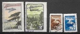 Russie Poste Aérienne N° 98  à 101   Oblitérés  B/ TB   Soldé  Le Moins Cher Du Site  ! ! ! - Used Stamps