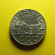 Brazil 200 Reis 1937 - Brasil