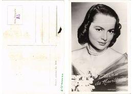 CPA AK Olivia De Havilland Paramount FILM STAR (610136) - Actores