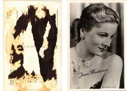CPA AK Joan Fontaine FILM STAR (610143) - Actors