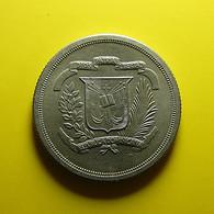 Dominicana 25 Centavos 1979 - Dominicaine