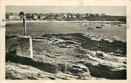 MORBIHAN  ILE DE GROIX (cpsm)  Le Port - Groix