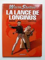 Wayne Shelton, La Lance De Longinus, En EO,  En TTBE - Wayne Shelton
