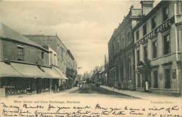 ANGLETERRE  HORSHAM  West Street And Con Exchange - Otros