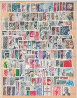 PETIT LOT DE TIMBRES DE FRANCE - Collections