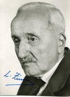 Lier L.Zimmer Met Originele Handtekening - Lier