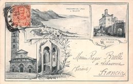 ¤¤  -  ITALIE   -   VITERBO   -   BOLSENA   -  Panorama Dal Lago   -  Multivues  -   ¤¤ - Italië